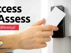 Qual a diferença entre Access e Assess?