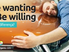 Qual a diferença entre Be Wanting e Be Willing?