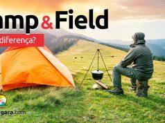 Qual a diferença entre Camp e Field?