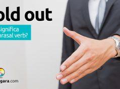 Hold Out | O que significa este phrasal verb?